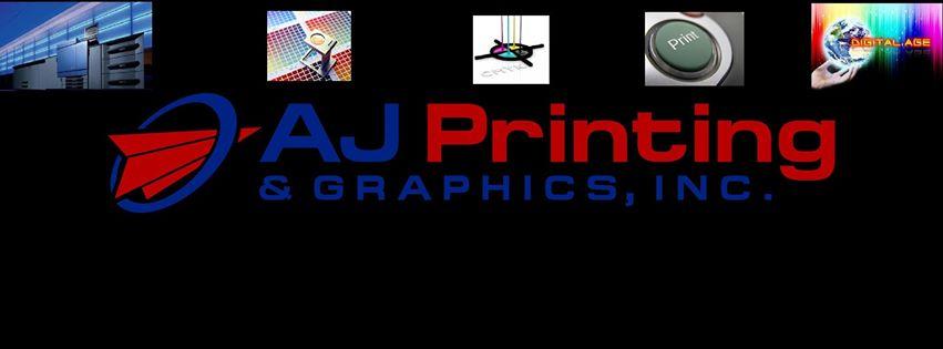 AJ Printing & Graphics