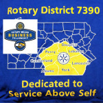 Group logo of Rotary District 7390 Means Business