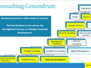Management Consulting Apohan Tree