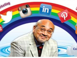 Rainbow super seven social media