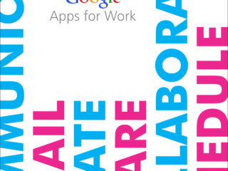 google apps leaflet - front
